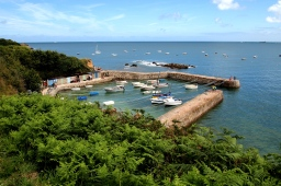 Der kleinste Hafen Frankreichs
