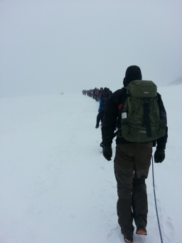 Abenteuer auf dem Galdhøpiggen