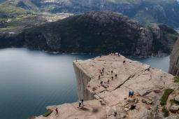 Preikestolen – die berühmteste Felskanzel Norwegens